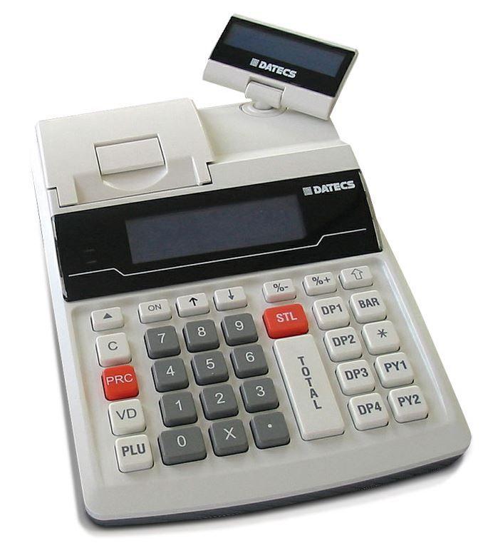 DATECS DP-25 EU Online Pénztárgép Engedélyszám:A091
