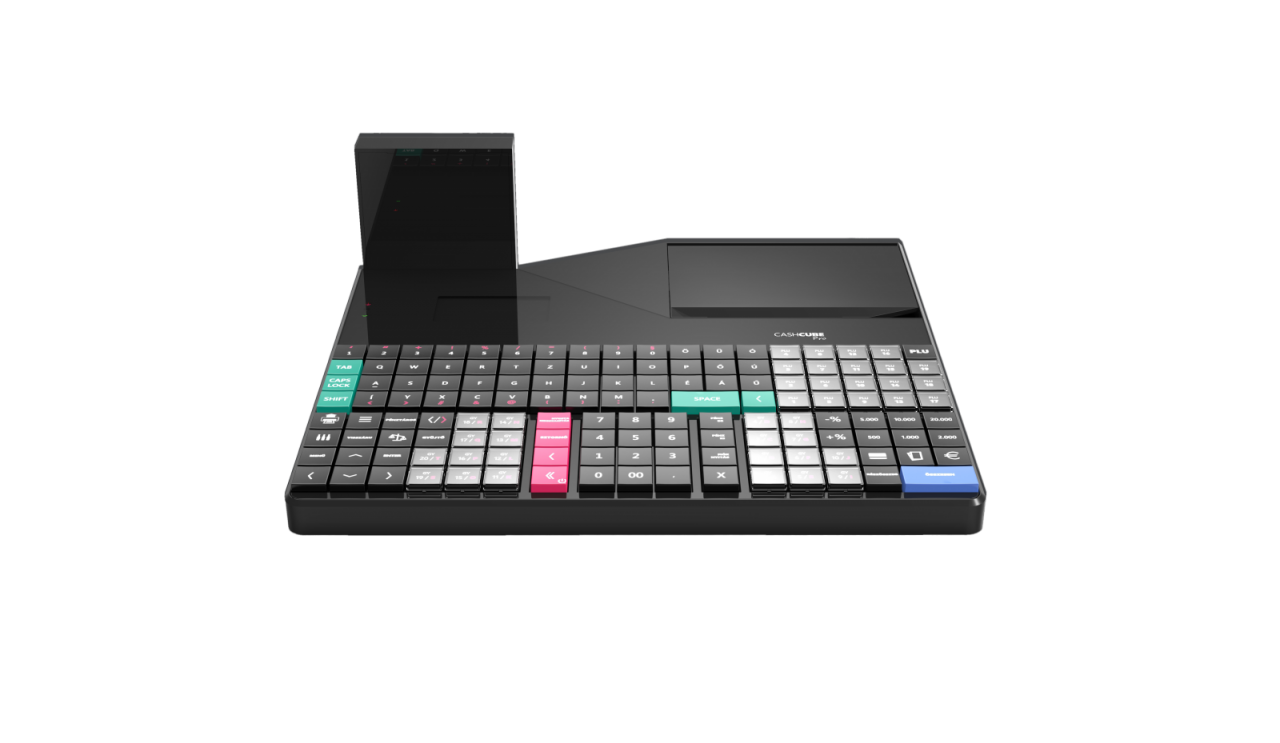 Cash Cube Pro Online Pénztárgép Engedélyszám A:130