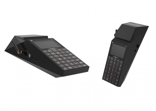 Cash Cube Mini MKEH engedély száma:A193 GPS! 49.32 szerinti taxis személyszállítás feltételeinek megfelelő, új engedélyezésű átszemélyesíthető hordozható On Line Pénztárgép